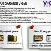 Terbaru Memory Card Camera V-Gen 64Gb Turbo Series 85Mbps Class10 Sdxc