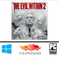 The Evil Within 2 + Update All DLC Game Pc/laptop
