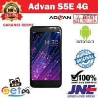 Hp android Advan S5E 4G GARANSI RESMI