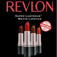 Harga Lipstik Revlon Super Lustrous Matte Katalog.or.id
