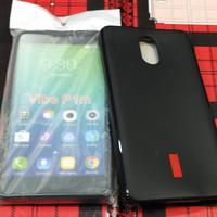 Silikon karet hitam soft case capdase Lenovo p1m