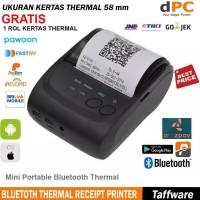 PROMO Mini Bluetooth Portable Printer ZJ-5802
