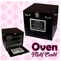 Oven Stainless Steel Motif Cantik Oven Tangkring - Oven Kompor 3 Susun