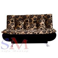 Sofa Bed Pillow top , sofabed multifungsi ELEGAN, minimalis mewah