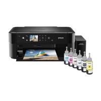 Epson L850 Printer Photo Multifungsi - 6 Colour [Print/Scan/Copy]