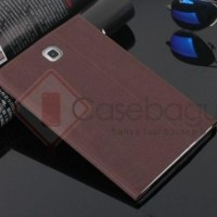 Casing HP Samsung OEM Bookcover Leather Case Cover Galaxy Tab A 8 T35