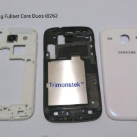 Casing HP Samsung Housing Fullset Galaxy Core Duos i8262 Original Ori