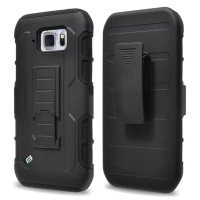 Casing HP Samsung Future Armor S6 Active W Holster Case Original