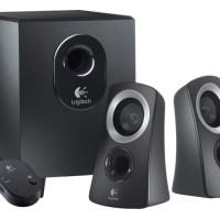 Harga original speaker logitech z313 multimedia garansi resmi | Pembandingharga.com