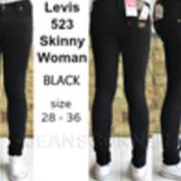 Hot Sale ! -- Celana Wanita Jeans Cewek Murah Merk Levis 523 Skinny