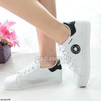 Sepatu Wanita Converse All Star Sekolah Terbaru Murah Meriah ALS03 Hit