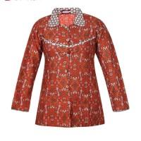 Harga baju batik wanita baju atasan wanita katun zsy 4465 toko   antitipu.com