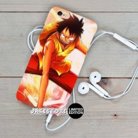 case samsung a8 2018    Gear Second Luffy  hardcase