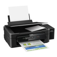 PRINTER EPSON L405 PRINT SCAN COPY WIFI INFUS GARANSI R Murah