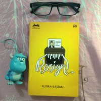 Novel Resign - Almira Bastari