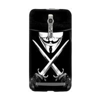 Casing Hp Anonym Mask Asus Zenfone 2/5/Go(5 Inch)/Selfie Custom Case
