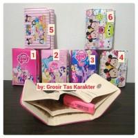 Jual Dompet Anak Karakter Little Pony Tsum Tsum Lipat Import Murah Hadiah Murah
