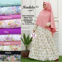 maulida 2 syari set by FA Fashion