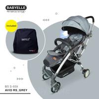 Stroller Kereta Bayi BabyElle Avio TERBARU S939 RS