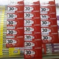 Jual Kartu Perdana Telkomsel 30GB Murah
