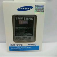 Batre Hp Samsung Galaxy Note 1 GT-N700 i9220 Baterai Original