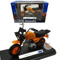 Miniatur Motor 1:18 Honda Gorilla Welly