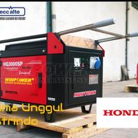 Genset Honda 2 KVA HG3000SP