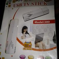 TV Tuner External USB Stick Model 380 Gadmei For Laptop