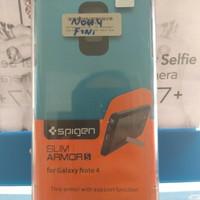 Spigen Original OEM Slim Armor S Blue for Samsung Galaxy Note 4