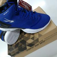 sepatu basket spotec exodus biru