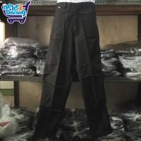 Celana Panjang Hitam - Seragam Sekolah SMP SMA - Celana SMP SMA Hitam