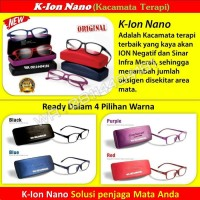 Jual Kacamata Terapi Yogyakarta K Ion Nano