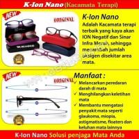 Kacamata Terapi Yogyakarta K Ion Nano