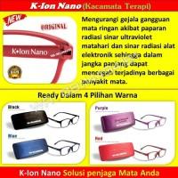 Kacamata Terapi Minus Kaskus K Ion Nano