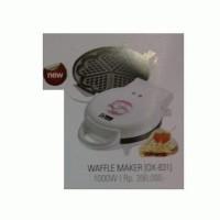 New! Waffel Maker, Panggangan Pembuat Waffel, Oxone Waffle Maker Kode
