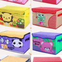 Jual Toy Toys Box Storage Organizer Tempat Penyimpanan Mainan Anak