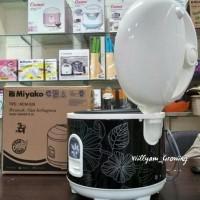 Jual Rice Cooker Miyako Magic Warmer Plus, Mcm 528 (Dark Grey) Limited