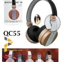 New! Bose Quiet Comfort Qc 55 / Wireless Headphone Bluetooth Headset