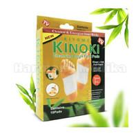 KINOKI GOLD Jahe Ginger Salt Koyo Kaki Detox Herbal