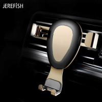 JEREFISH Gravity Reaction Car Phone Holder Stand for iPhone X 6 7s 8 N