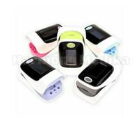 Finger Tip Pulse Oximeter Alat Ukur Saturasi Oksigen Darah