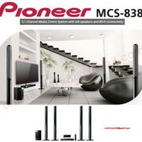 Pioneer MCS 838 paket blu ray 5.1 home theater sln jbl yamaha samsung
