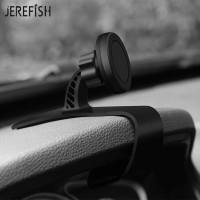 Harga jerefish universal antiskid car phone holder magnetic phone holder | antitipu.com