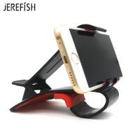 Harga jerefish hud simulating design dashboard car phone holder universal | antitipu.com