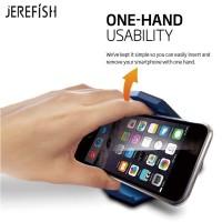 Harga jerefish universal car mount dash cell mobile smart phone holder dock | antitipu.com