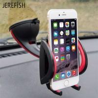 Harga jerefish universal 360 degree car mobile phone holder windshield | antitipu.com