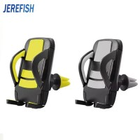 Harga jerefish universal phone holder stand 360 adjustable car air vent | antitipu.com