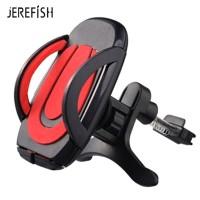 Harga jerefish one click release car phone holder universal air vent mount | antitipu.com
