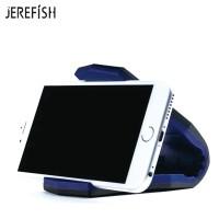 Harga jerefish universal car phone holder stand adjustable alligator clip | antitipu.com