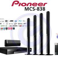 Pioneer MCS 838 paket blue ray 5.1 home theater sln sony jbl samsung l